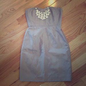 NWT JCrew sweetheart party dress